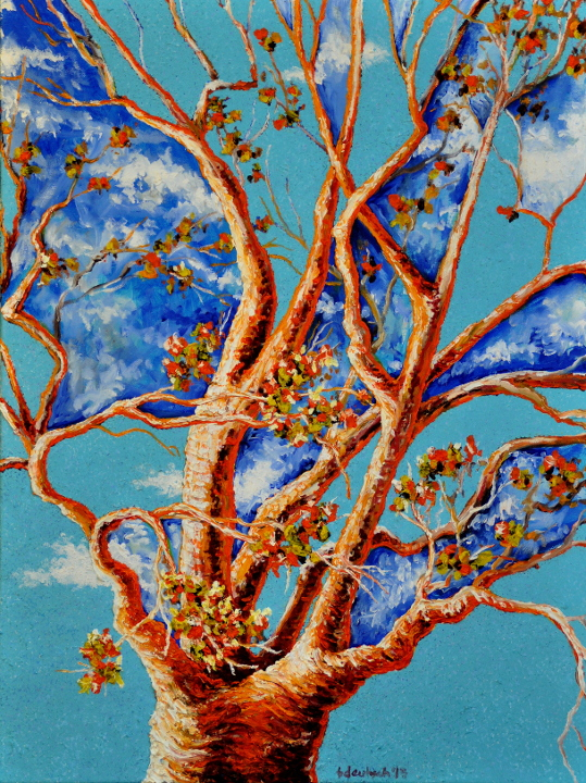 Artist in Residence: Beverly Ann Deutsch  Artist in Resid...