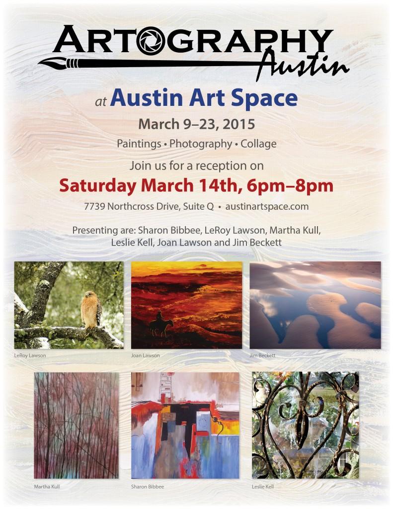 Artography Austin Flyer-2