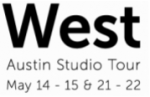 WEST AUSTIN STUDIO TOUR is OPEN!
