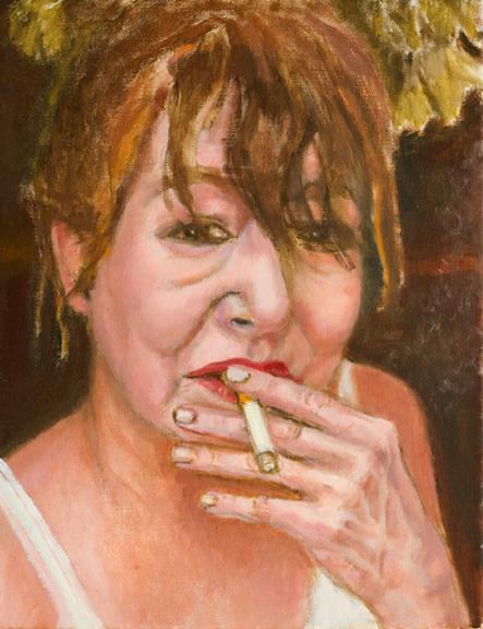 Danita Smoking