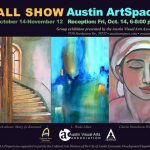 Fall Show at Austin Art Space!