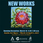 NEW WORKS now on display!