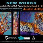 New Works Exhibit Now On Display