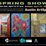 Spring Show Opens This Weekend!