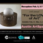 LOVE Show Opens at Austin ArtSpace
