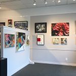 Resident Artists Show Now Showing