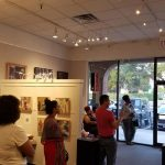 CVL Solo Show and Pop Up Spoken Word Show at Austin ArtSpace